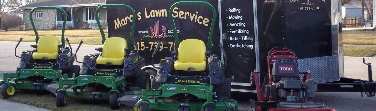 Home Marc S Lawn Service